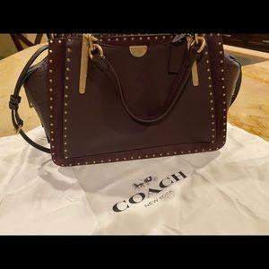 Coach leather purse dreamer 36
